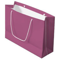 Ube-Colored Large Gift Bag