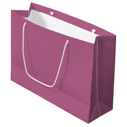 Ube-Colored Large Gift Bag