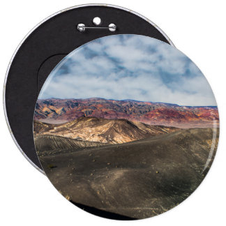 Ubehebe Crater Death Valley Button