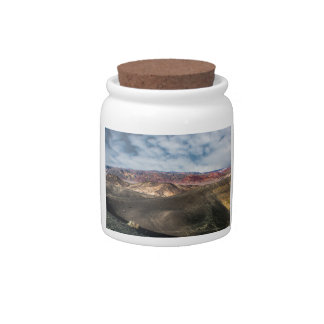 Ubehebe Crater Death Valley Candy Jar