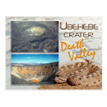 Ubehebe Crater, Death Valley National Park, CA Postcards