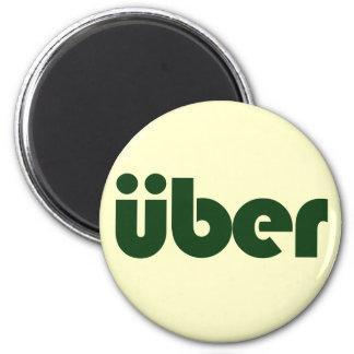 uber 2 inch round magnet
