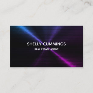 Uber business cards templates zazzle uber chic cosmic tone business cardstandard size business card colourmoves