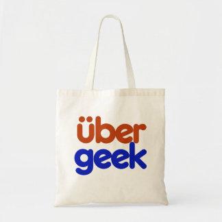 Uber Geek Canvas Bag