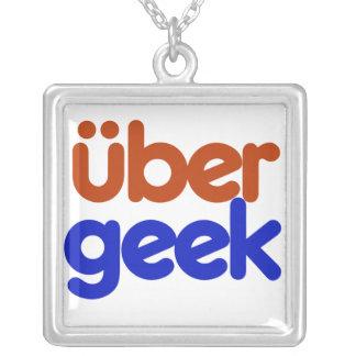 Uber Geek Custom Necklace