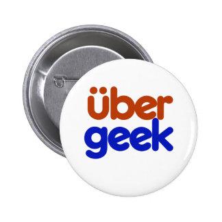 Uber Geek Pins