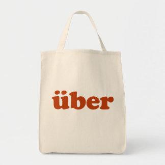 Uber Grocery Tote Bag