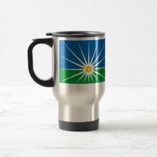 Uberlandia Minasgerais Brasil, Brazil flag Coffee Mug