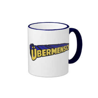 Ubermensch Taza A Dos Colores