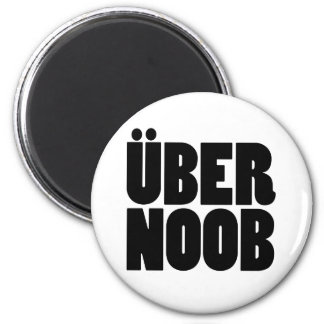 UberNoob T-Shirts and Gifts! Magnet