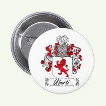 Uberti Family Crest Button