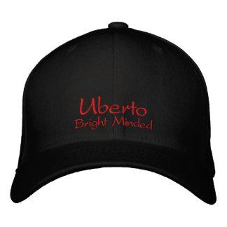 Uberto Name Cap / Hat Baseball Cap