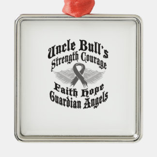 UBGA Brain Cancer Foundation products Christmas Tree Ornaments