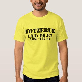 ubicación del kotzebue remera