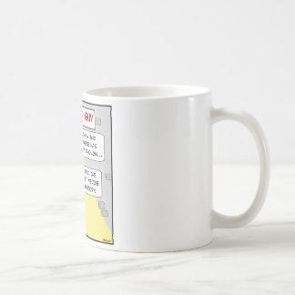 ubnderwear bomber wedgie worst coffee mug