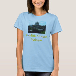 Ubudiah Mosque, Malaysia T-Shirt