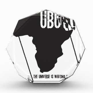 Ubuntu.ai Acrylic Award