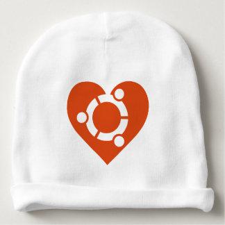 Ubuntu Baby Beanie