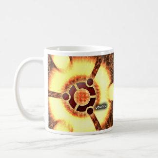 Ubuntu Classic White Coffee Mug