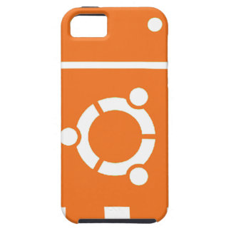 Ubuntu Droid Linux Tshirt Code ubuntudroid iPhone SE/5/5s Case