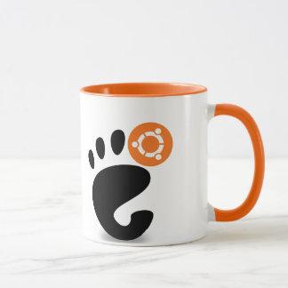 Ubuntu Gnome Mug