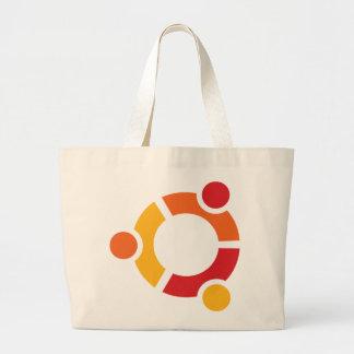 Ubuntu Jumbo Tote Bag