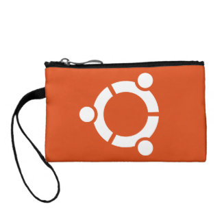 Ubuntu Key Coin Clutch Change Purse