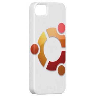 Ubuntu Linux Circle of Friends Logo iPhone SE/5/5s Case