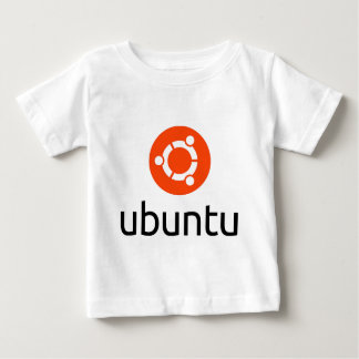 Ubuntu Linux Logo Baby T-Shirt