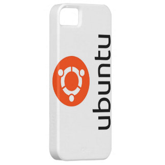 Ubuntu Linux Logo iPhone SE/5/5s Case