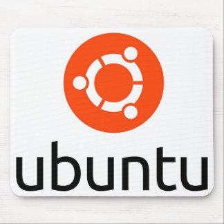 Ubuntu Linux Logo Mouse Pad