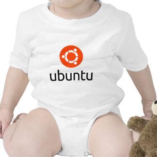 Ubuntu Linux Logo Baby Creeper