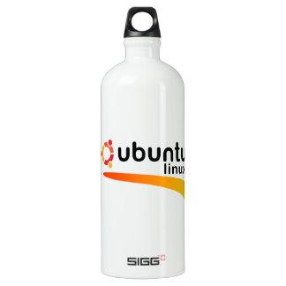 Ubuntu Linux Open Source Botella De Agua