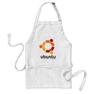 Ubuntu Linux Open Source Delantal