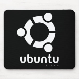 Ubuntu Linux Open Source Mouse Pad