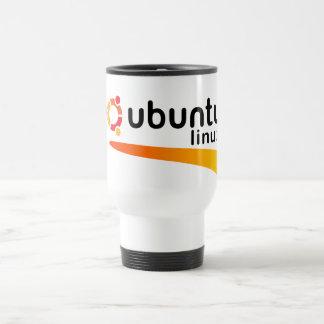 Ubuntu Linux Open Source 15 Oz Stainless Steel Travel Mug