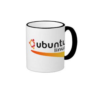 Ubuntu Linux Open Source Coffee Mug
