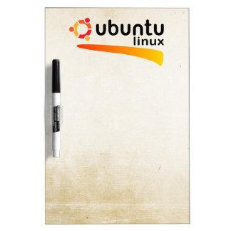Ubuntu Linux Open Source Pizarras