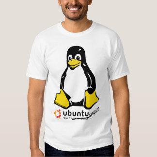 Ubuntu-Linux para los pingüinos Playeras