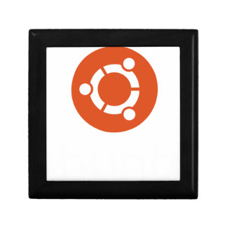 Ubuntu Linux Tshirt Keepsake Boxes