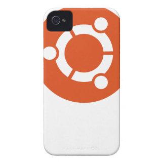 Ubuntu Linux Tshirt iPhone 4 Covers