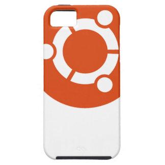Ubuntu Linux Tshirt iPhone SE/5/5s Case