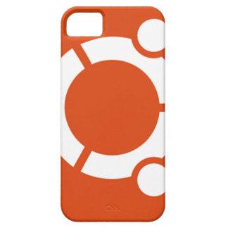 Ubuntu Linux Tshirt Kode ub05 iPhone SE/5/5s Case