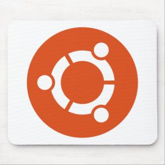 Ubuntu Linux Tshirt Kode ub05 Mouse Pad