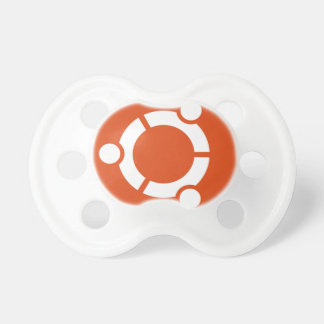 Ubuntu Linux Tshirt Kode ub05 Pacifier