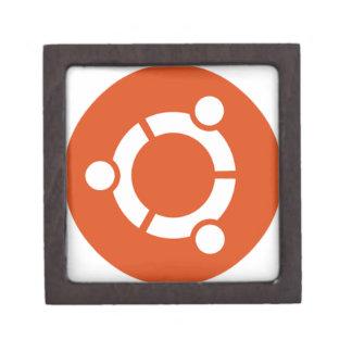 Ubuntu Linux Tshirt Kode ub05 Premium Gift Box