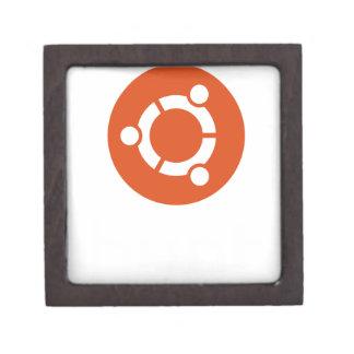 Ubuntu Linux Tshirt Premium Gift Box