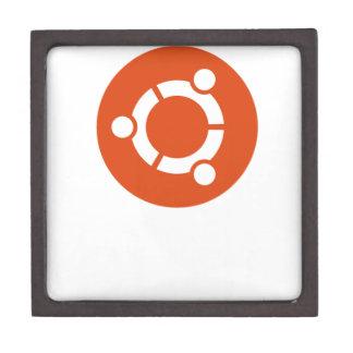 Ubuntu Linux Tshirt Premium Gift Boxes
