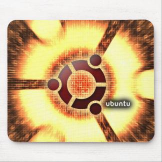 Ubuntu Mouse Pad