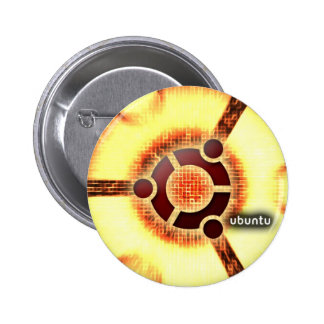 Ubuntu Pin Redondo 5 Cm